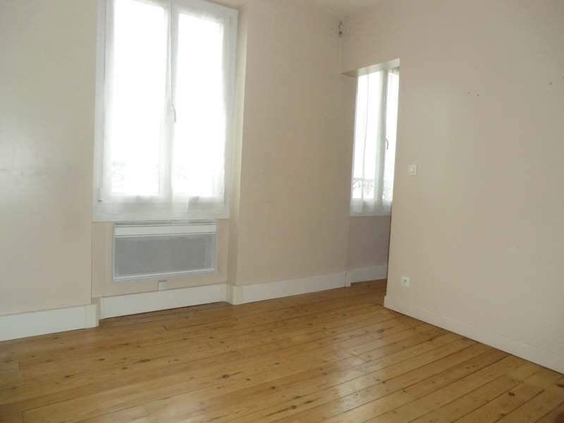 Sale apartment Coye la foret 119000€ - Picture 9