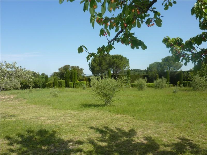 Vendita terreno La roque sur pernes 269000€ - Fotografia 3