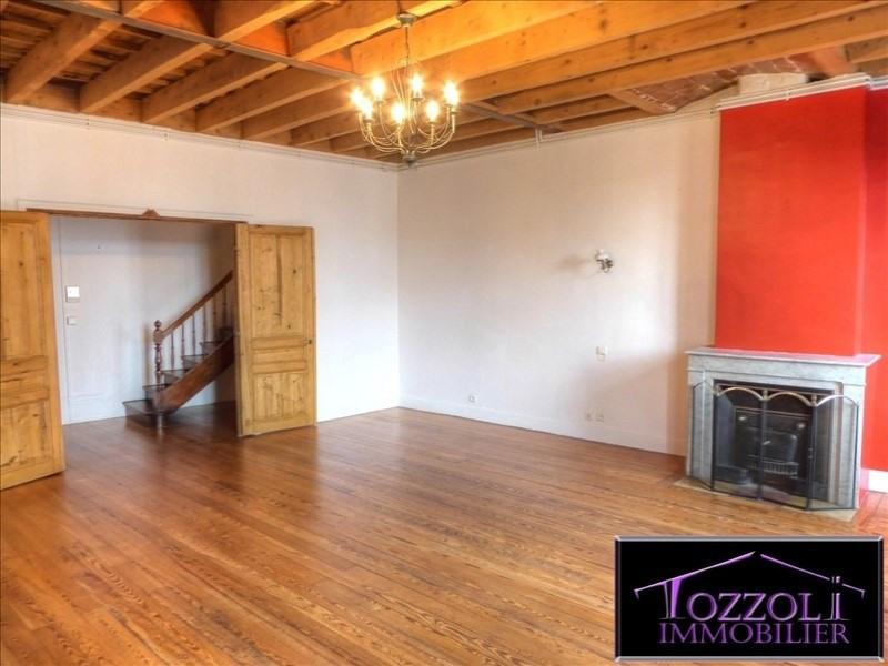 Sale house / villa St quentin fallavier 235000€ - Picture 1