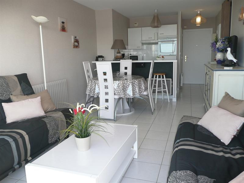 Vacation rental apartment Stella plage 516€ - Picture 1