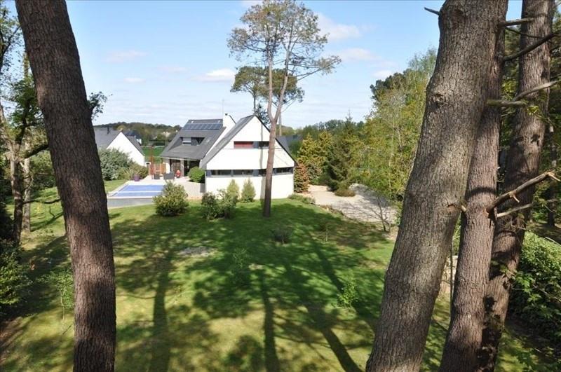 Deluxe sale house / villa Merlevenez 630000€ - Picture 2