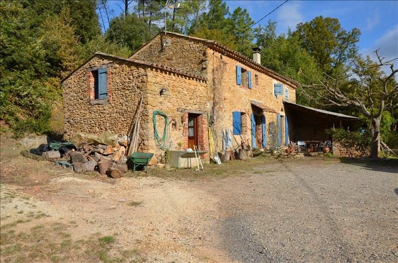 Sale house / villa Salavas 265000€ - Picture 1