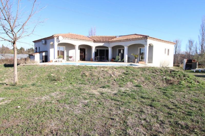 Vente maison / villa Jonquières saint vincent 323000€ - Photo 9