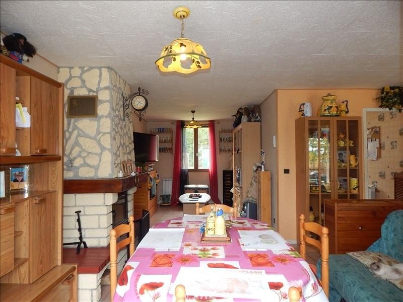 Sale house / villa Thorigny sur oreuse 165850€ - Picture 2