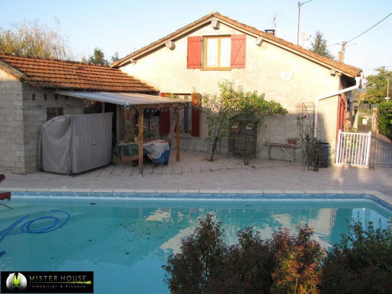 Sale house / villa Montauban 254000€ - Picture 1