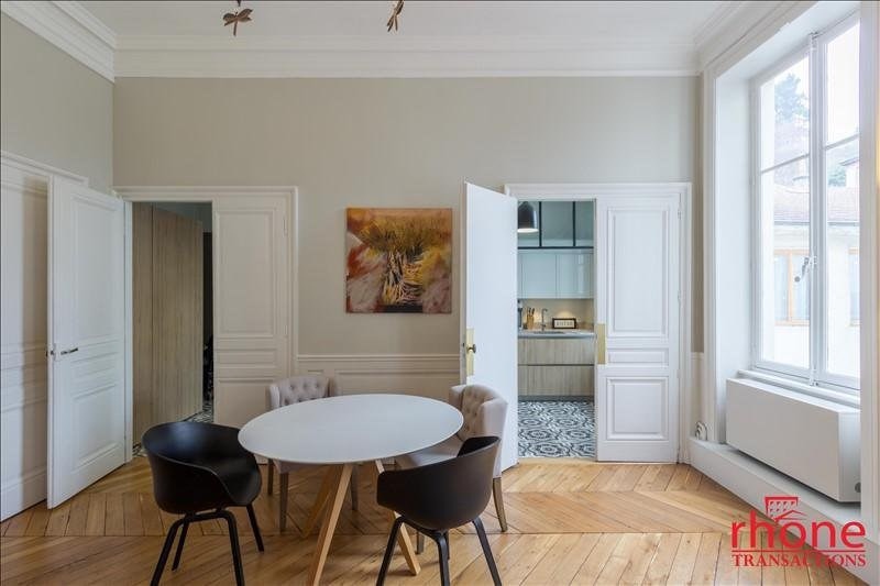 Vente de prestige appartement Lyon 1er 749 000€ - Photo 2