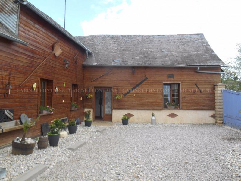 Vendita casa Sarnois 130000€ - Fotografia 1