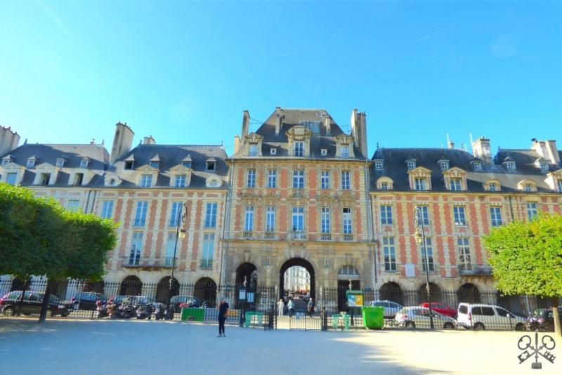 Vermietung wohnung Paris 4ème 2800€cc - Fotografie 2