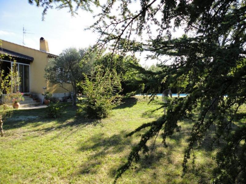 Vente maison / villa Entraigues sur la sorgue 380000€ - Photo 10