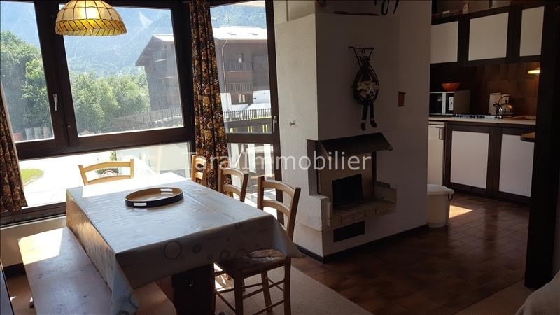 Vente appartement Les houches 278 000€ - Photo 5