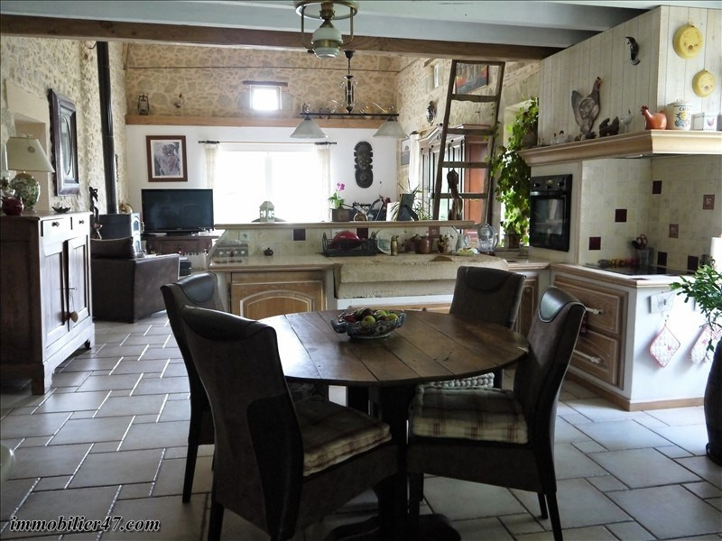 Vente maison / villa Villebramar 319000€ - Photo 13