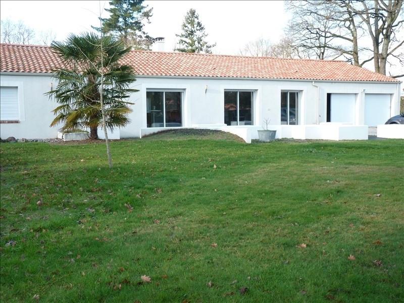 Vente maison / villa Venansault 249100€ - Photo 1