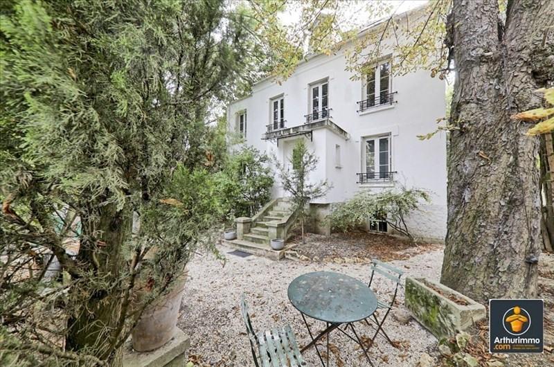 Vente maison / villa Villeneuve st georges 409000€ - Photo 1