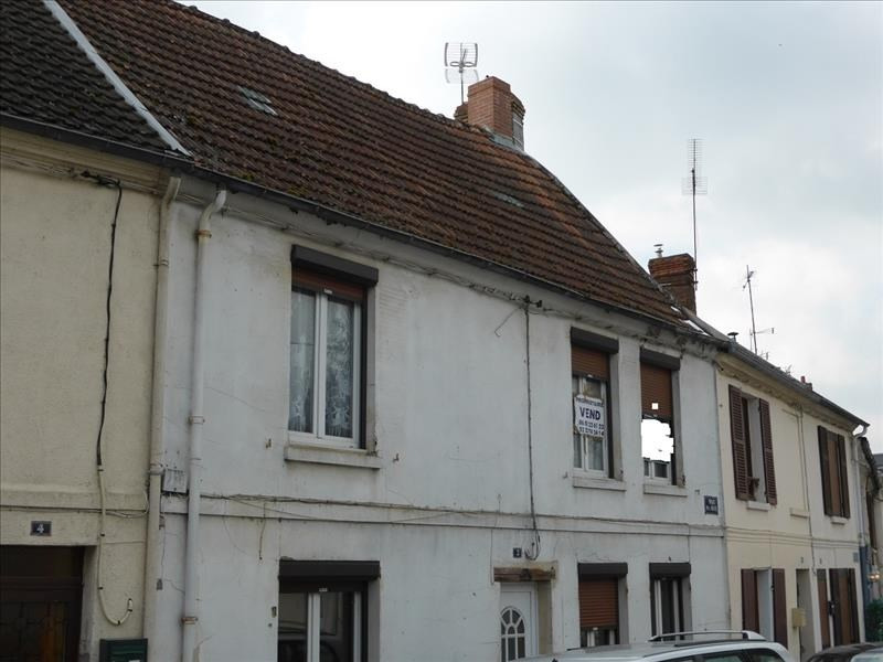 Vente maison / villa Fere en tardenois 63 000€ - Photo 1