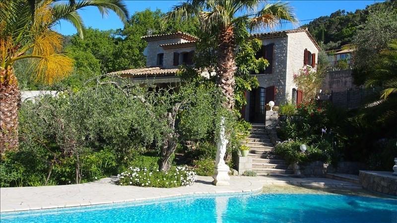 Vente maison / villa Peymeinade 548000€ - Photo 10