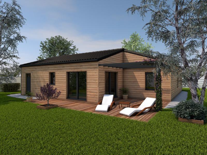 Maison  5 pièces + Terrain 1117 m² Fontaine le Comte par DELRIEU CONSTRUCTION