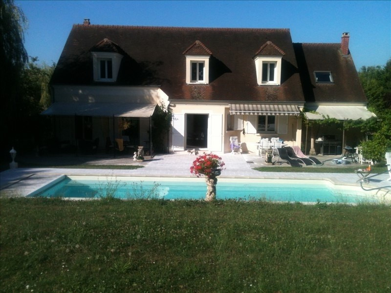 Deluxe sale house / villa Chambourcy 1 290 000€ - Picture 1