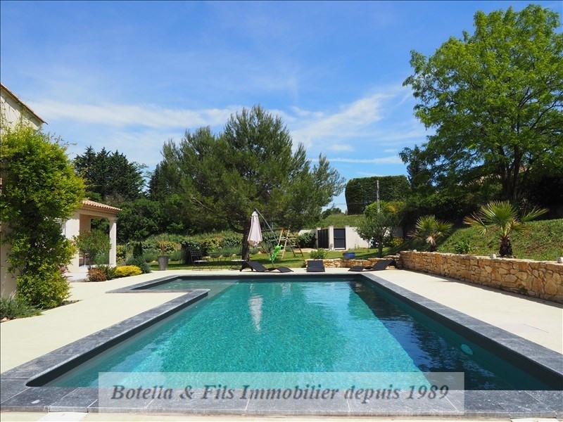 Vente de prestige maison / villa St paulet de caisson 480000€ - Photo 3