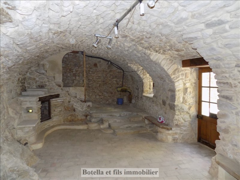 Vente maison / villa Barjac 178 000€ - Photo 4