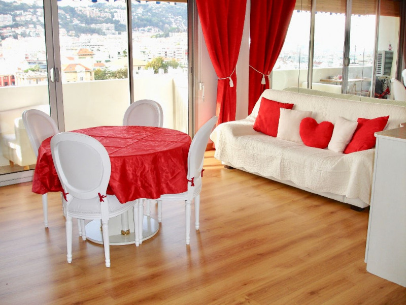 Vente appartement Nice 329000€ - Photo 1