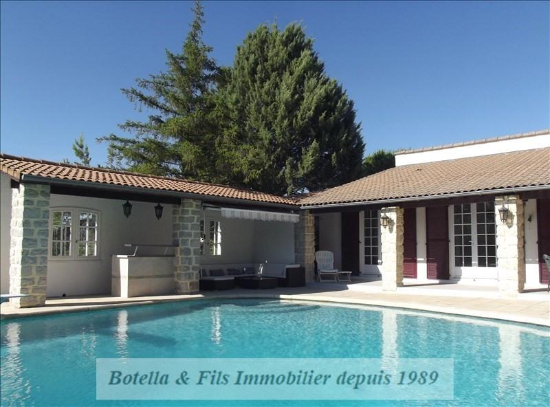 Vente de prestige maison / villa Ales 667000€ - Photo 1