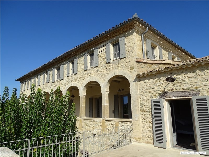 Deluxe sale house / villa Uzes 2 195 000€ - Picture 13