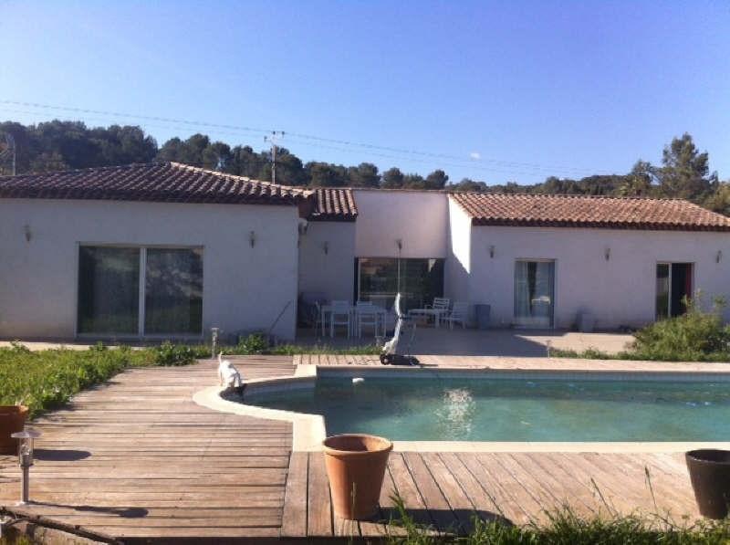 Deluxe sale house / villa La crau 565000€ - Picture 1