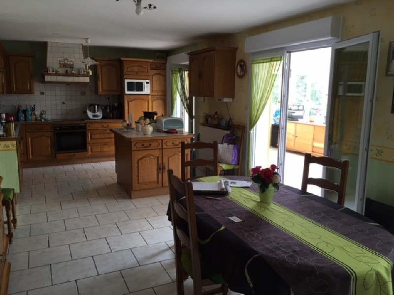 Sale house / villa Charrais 265000€ - Picture 5