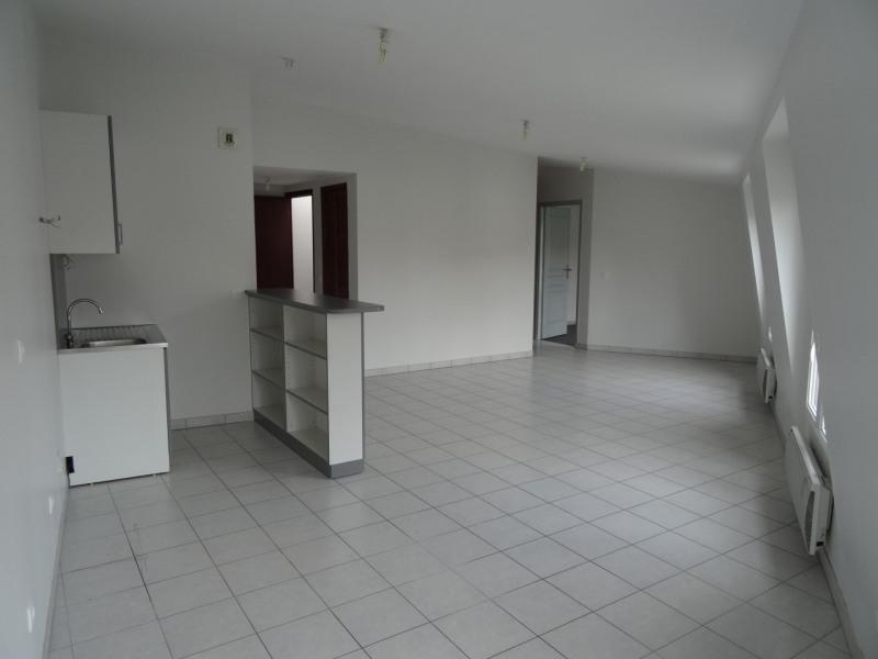 Rental apartment Villejuif 860€ CC - Picture 1