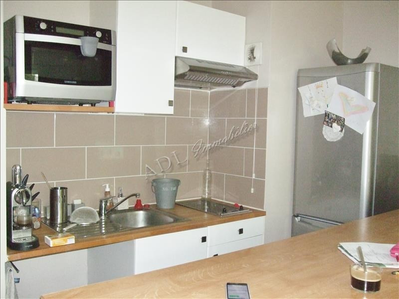 Vente appartement Gouvieux 132000€ - Photo 2