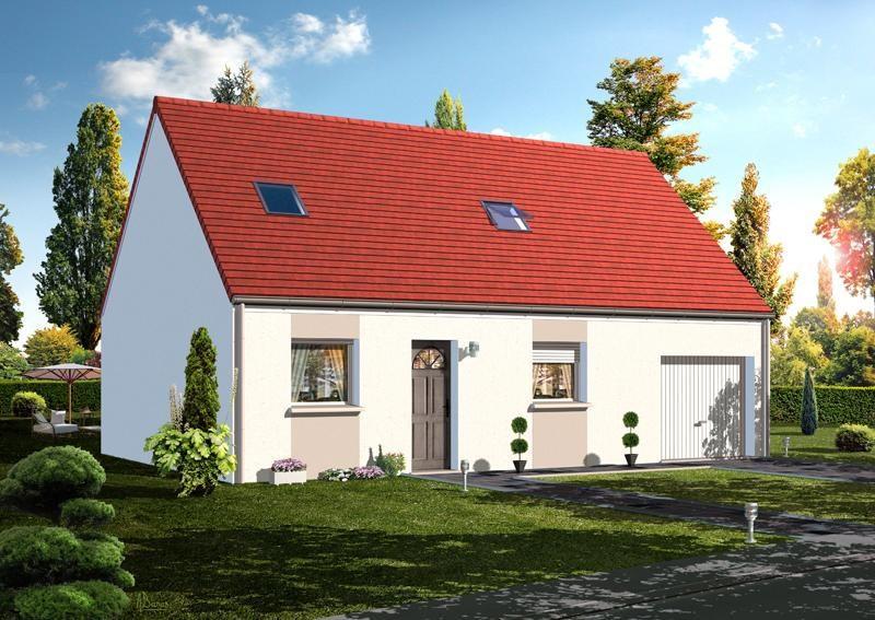 Maison  4 pièces + Terrain 443 m² Meaux (77100) par maisons.com