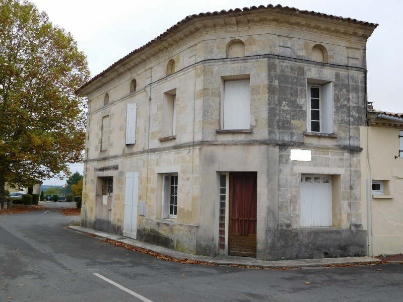 Vente maison / villa Pugnac 119 900€ - Photo 1