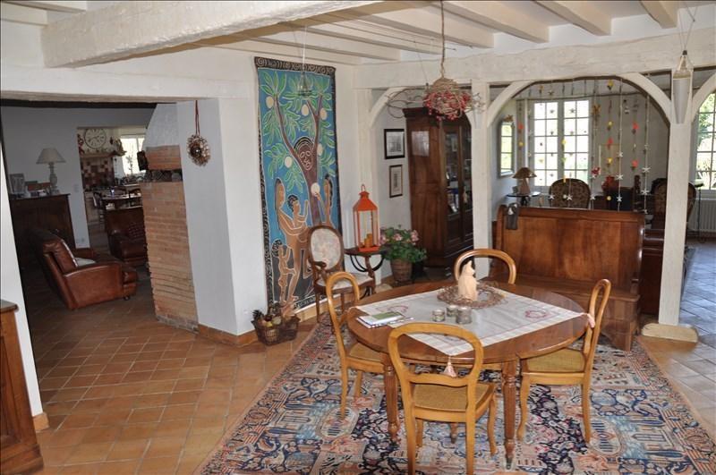 Venta de prestigio  casa St paul sur save 870000€ - Fotografía 2