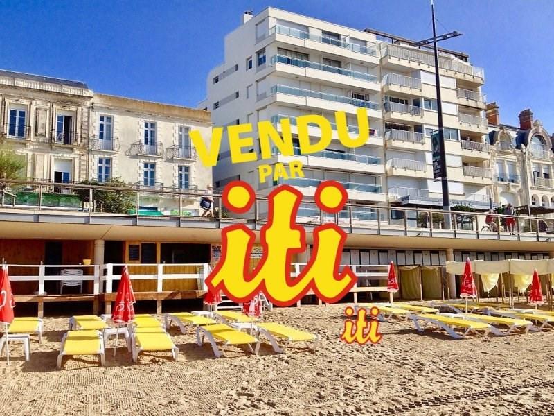 Vente appartement Les sables d olonne 109000€ - Photo 1