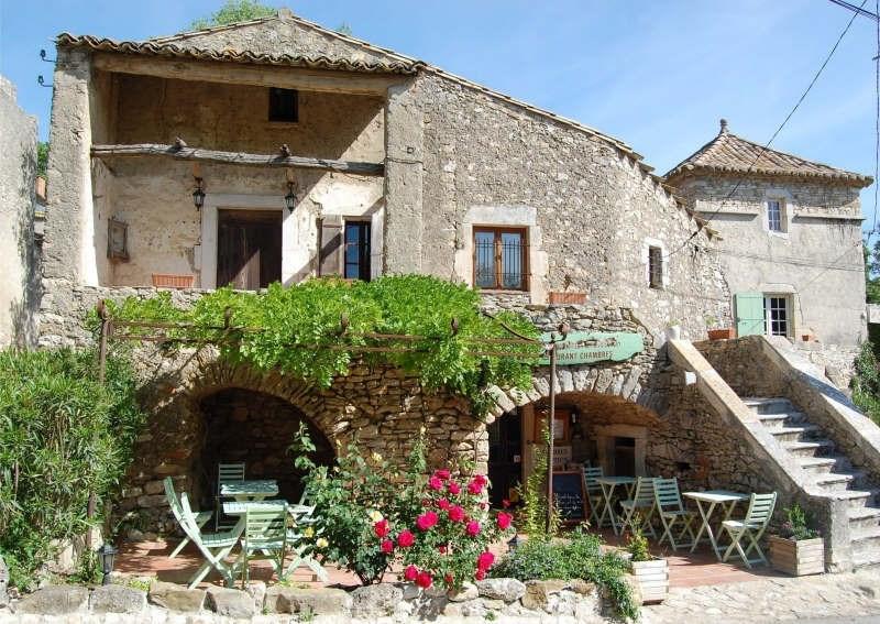 Deluxe sale house / villa Uzes 716000€ - Picture 1