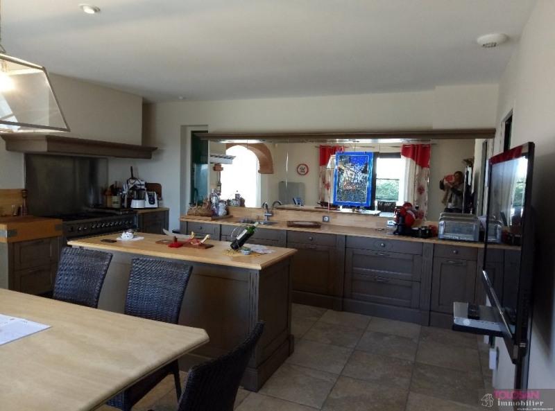 Deluxe sale house / villa Baziege 2 pas 850000€ - Picture 5