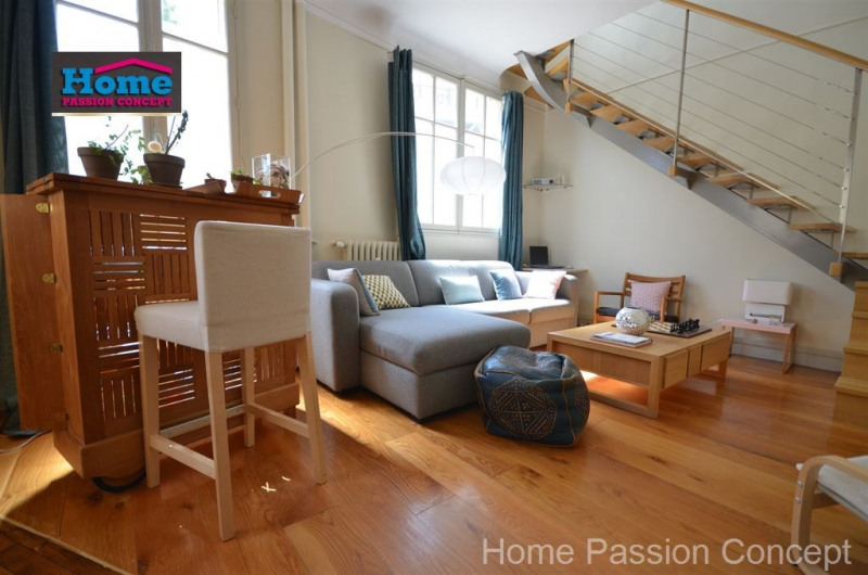 Vente appartement Suresnes 565000€ - Photo 2