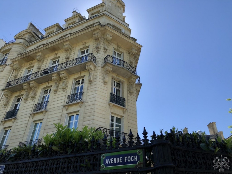 Venta de prestigio  apartamento Paris 16ème 2750000€ - Fotografía 2