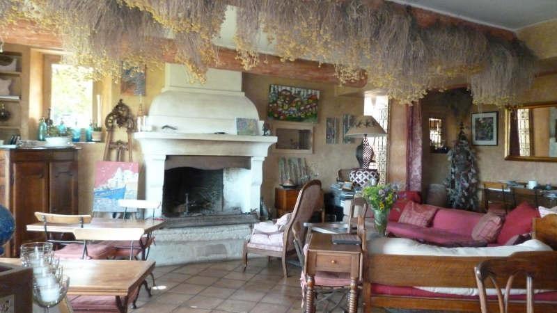 Verkoop van prestige  huis Venasque 820000€ - Foto 3