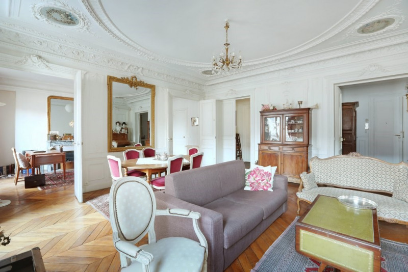 Aрендa квартирa Paris 8ème 3500€ CC - Фото 2