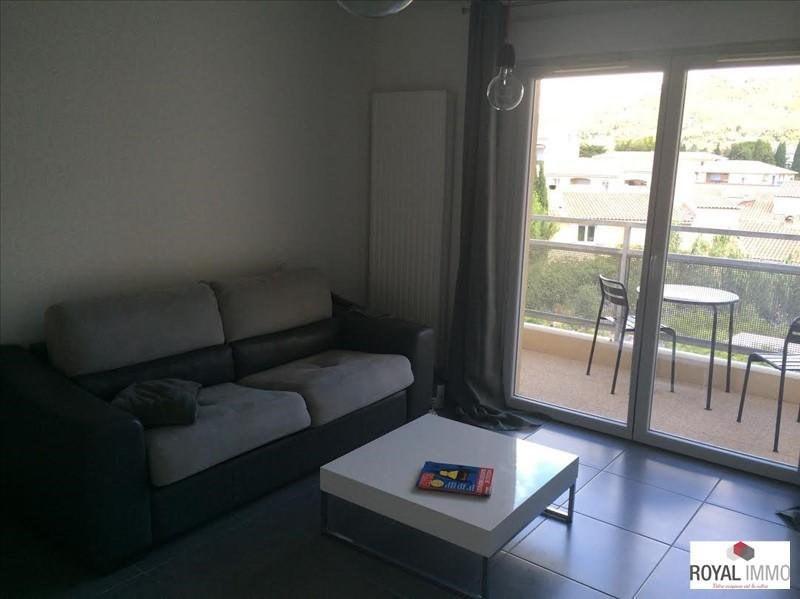Sale apartment Six-fours-les-plages 127000€ - Picture 2