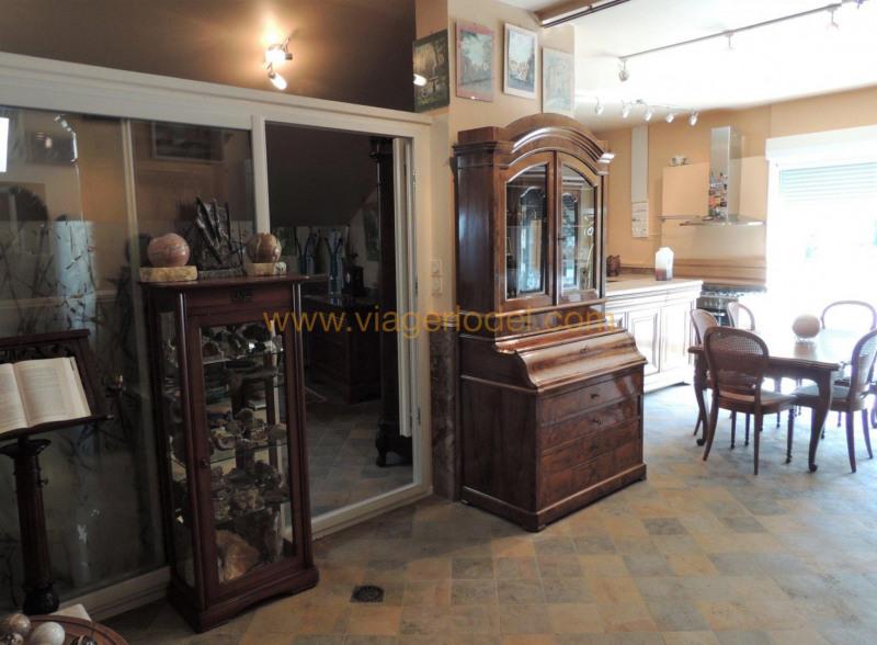 Vitalicio  casa Montalieu-vercieu 280000€ - Fotografía 3