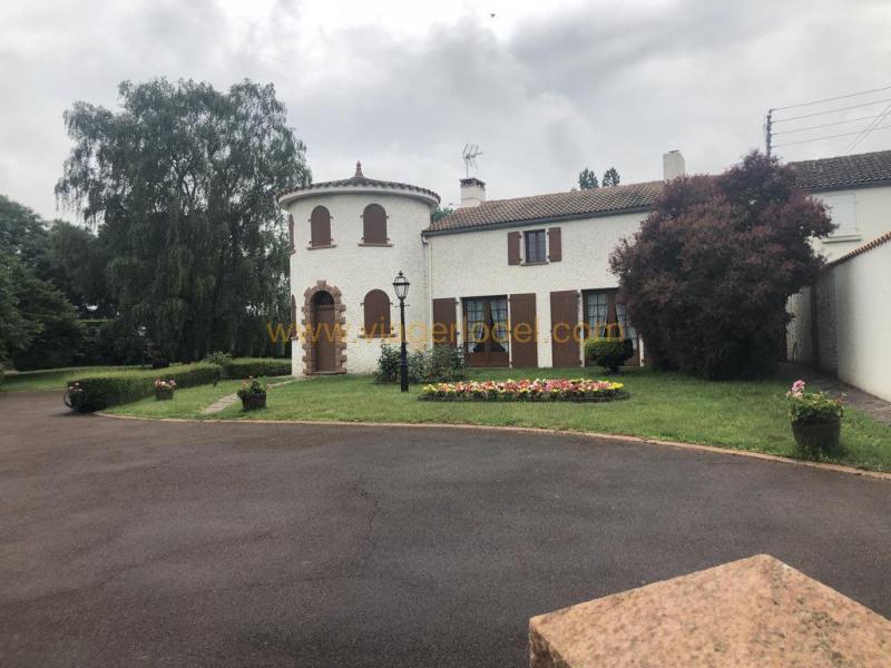 Пожизненная рента дом St denis la chevasse 133600€ - Фото 1