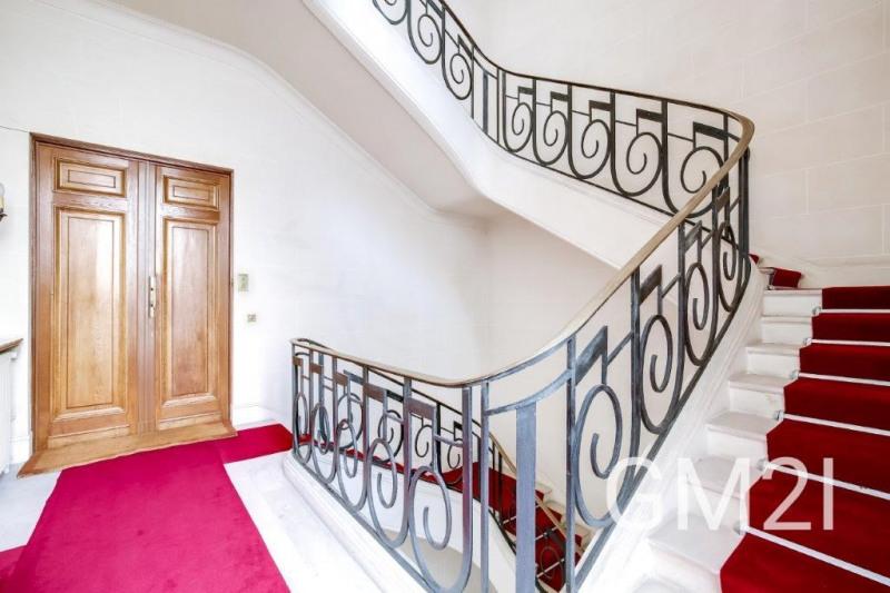 Vente de prestige appartement Paris 16ème 23000000€ - Photo 9