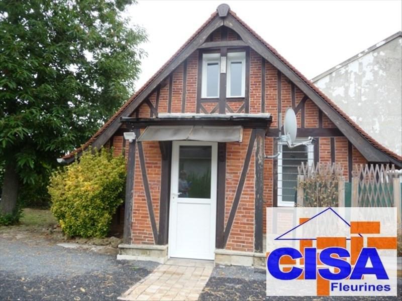 Rental house / villa Monceaux 450€ CC - Picture 2