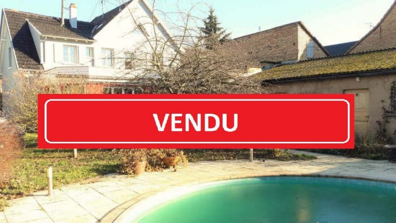 Sale house / villa Haguenau 409000€ - Picture 1