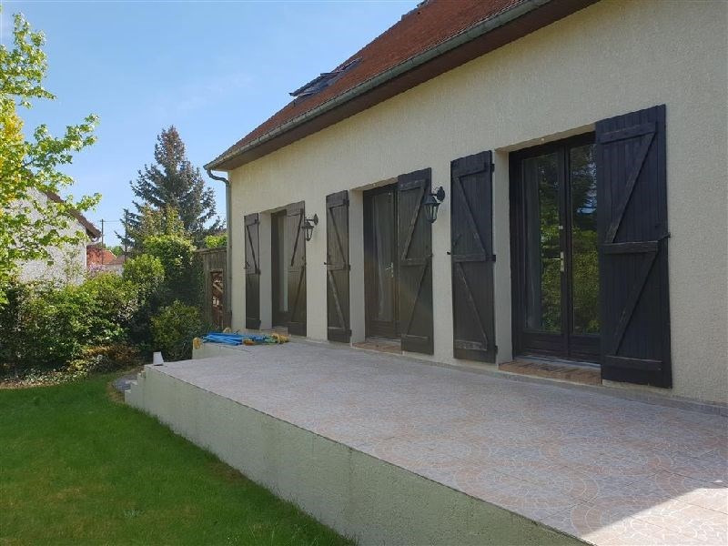 Sale house / villa Ste genevieve des bois 378000€ - Picture 1