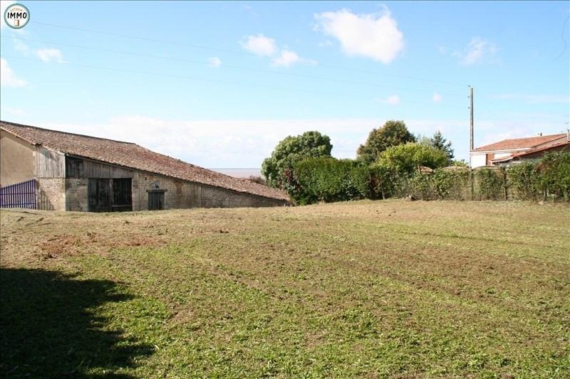 Vente terrain Mortagne sur gironde 44000€ - Photo 2