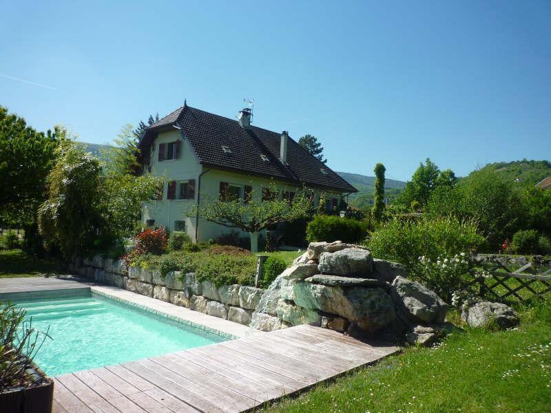 Venta de prestigio  casa Seyssel 750000€ - Fotografía 1