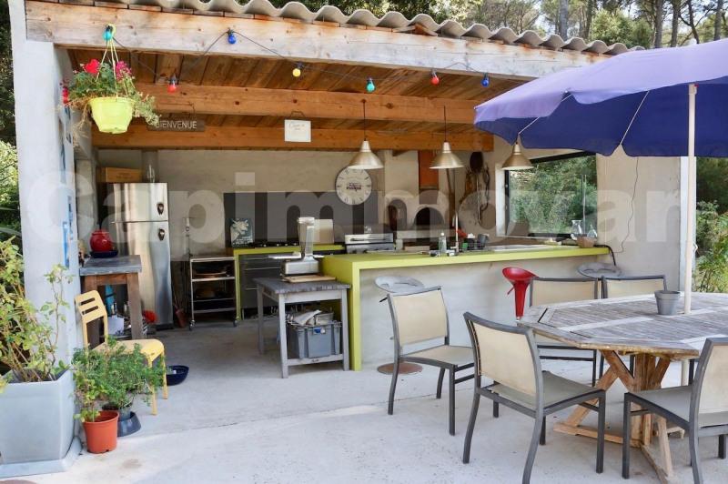Vente de prestige maison / villa Le castellet 695000€ - Photo 8